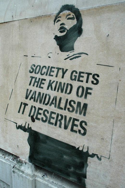 banksy graffiti political - photo #4