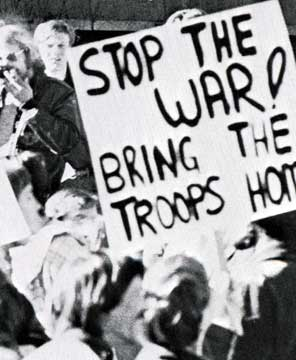 a look at youth protests in america during vietnam war Commentary and archival information about the vietnam war from vietnam wasn't just an american war i made over 50 helicopter assaults during vietnam each.